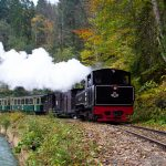 "Vaserului Valley's Steam Train ""Mocanita"""
